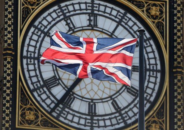 Vlajka Velké Británie