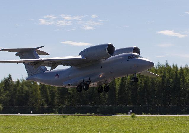 Letadlo An-72