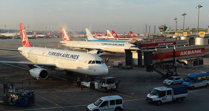 Letiště v Istanbulu