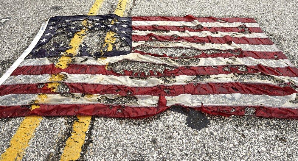 Americká vlajka