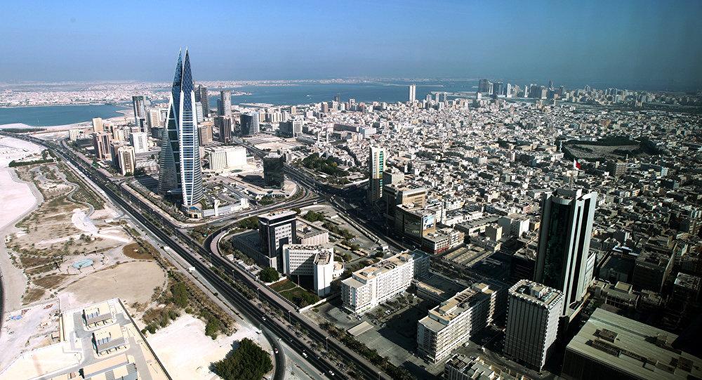 Hlavní město Bahrajnu Manama