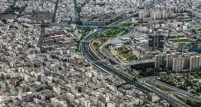 Teherán. Ilustrační foto