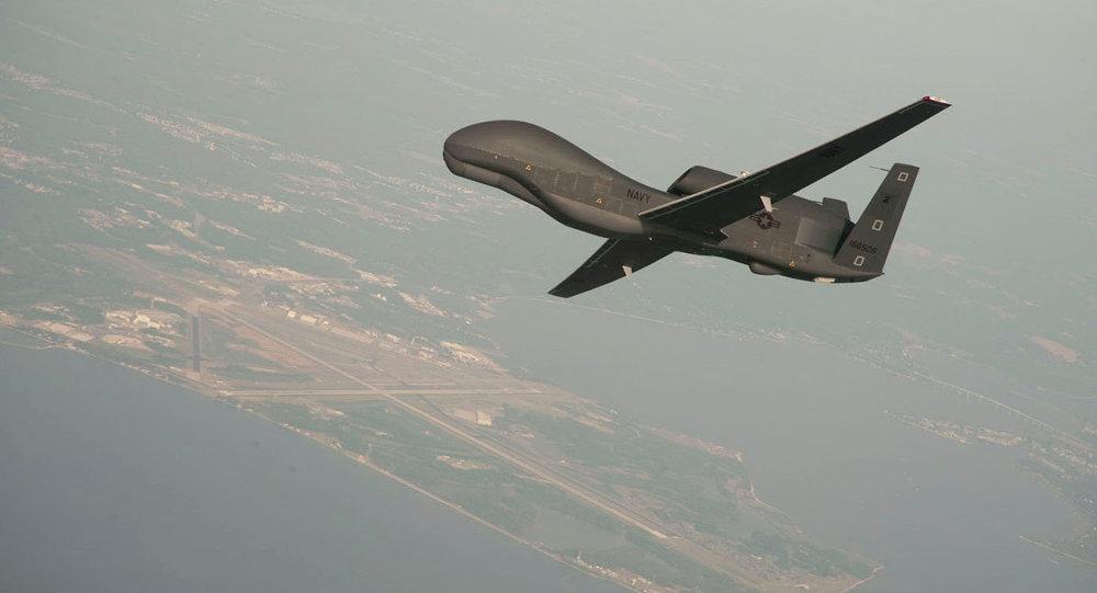Bezpilotní letoun RQ-4A Global Hawk