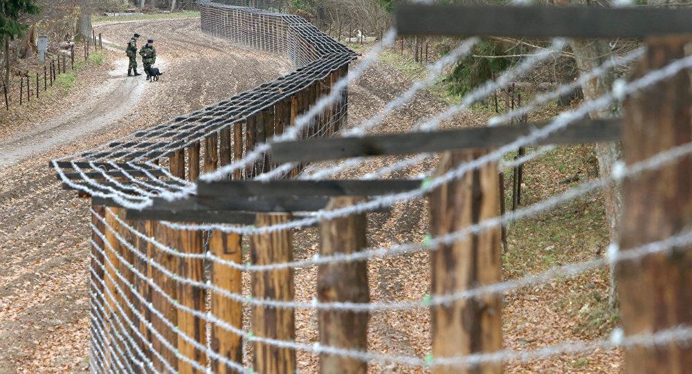 Státní hranice