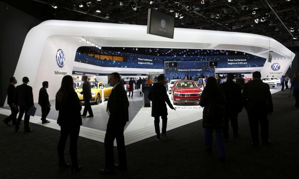 Novinky na mezinárodním autosalonu v Detroitu