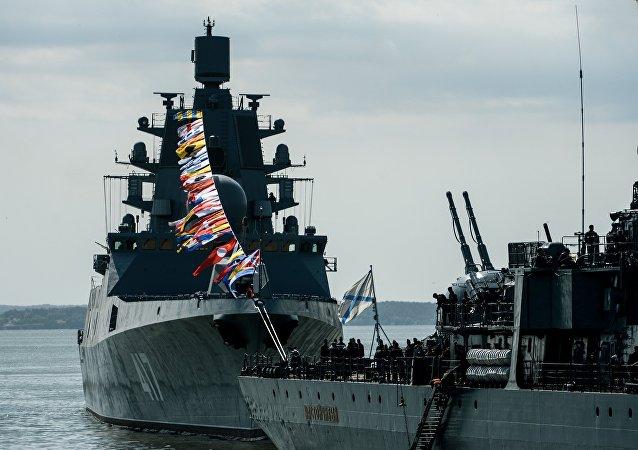 Admirál Gorškov