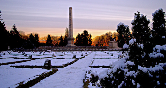 Pomník sovětským vojákům