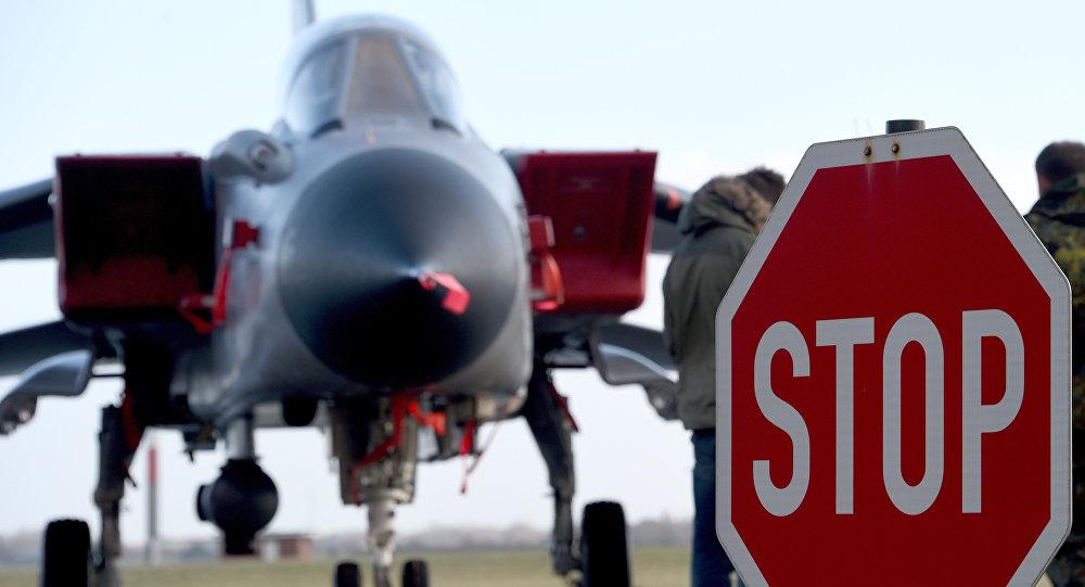 Německý průzkumný letoun Tornado