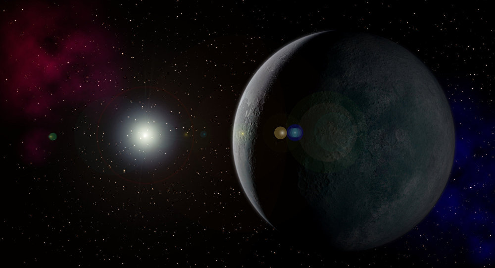 """""""Devátá planeta"""