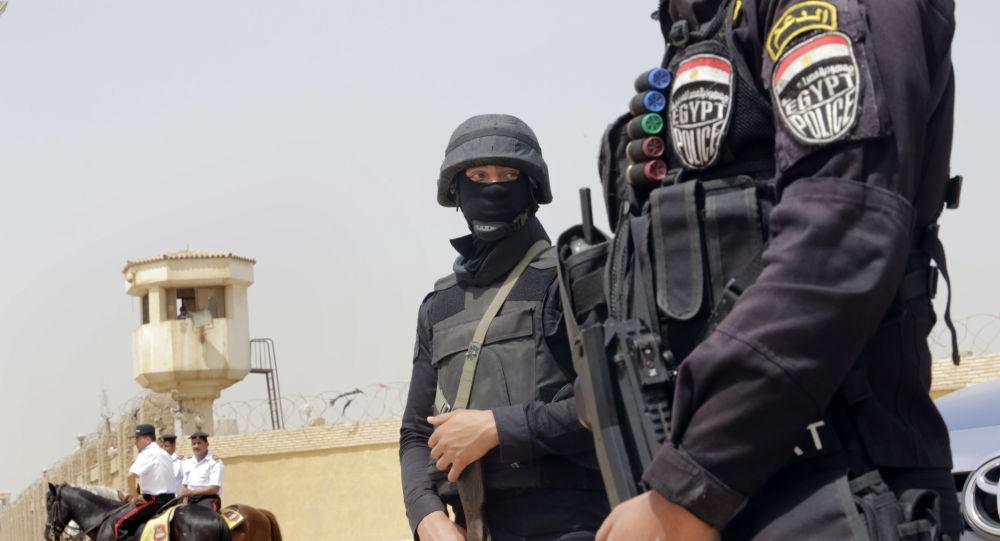 Egypčtí policisté
