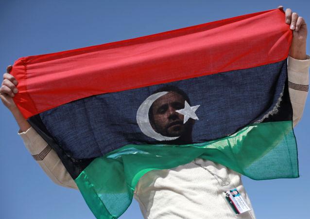 Vlajka Libye