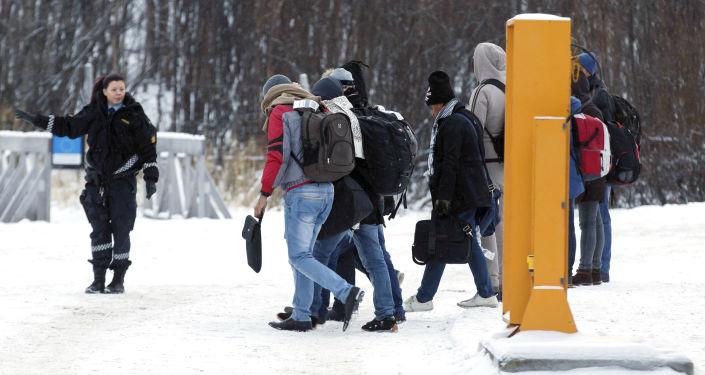 Migranti v Norsku