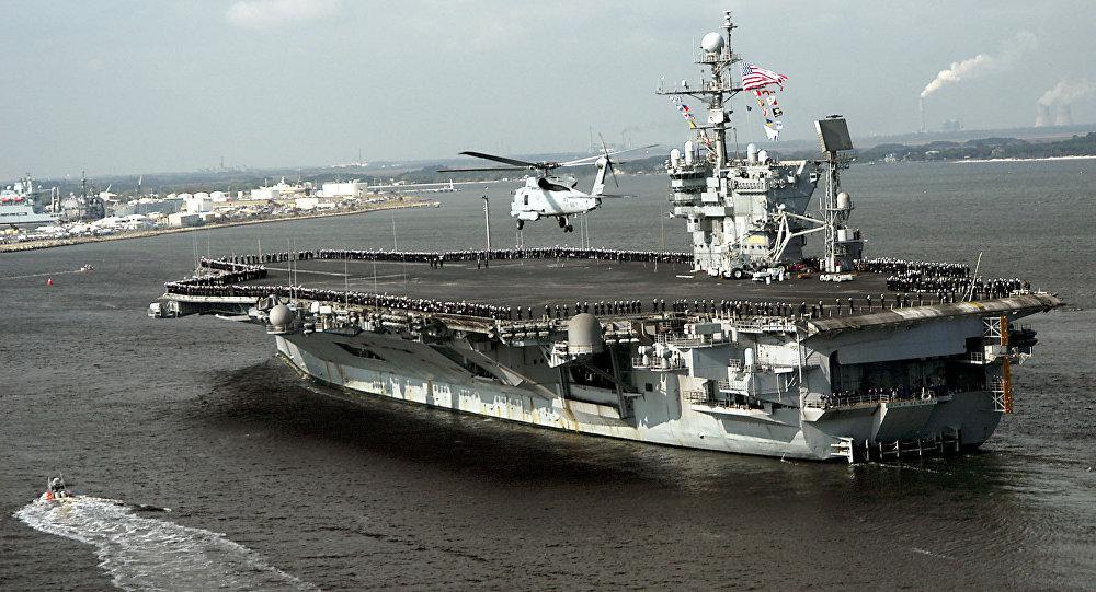 Letadlová loď John F. Kennedy (CV 67)