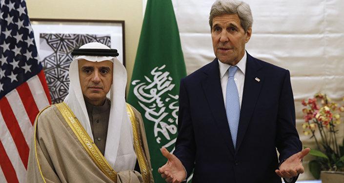 Ádil Džubajr a John Kerry