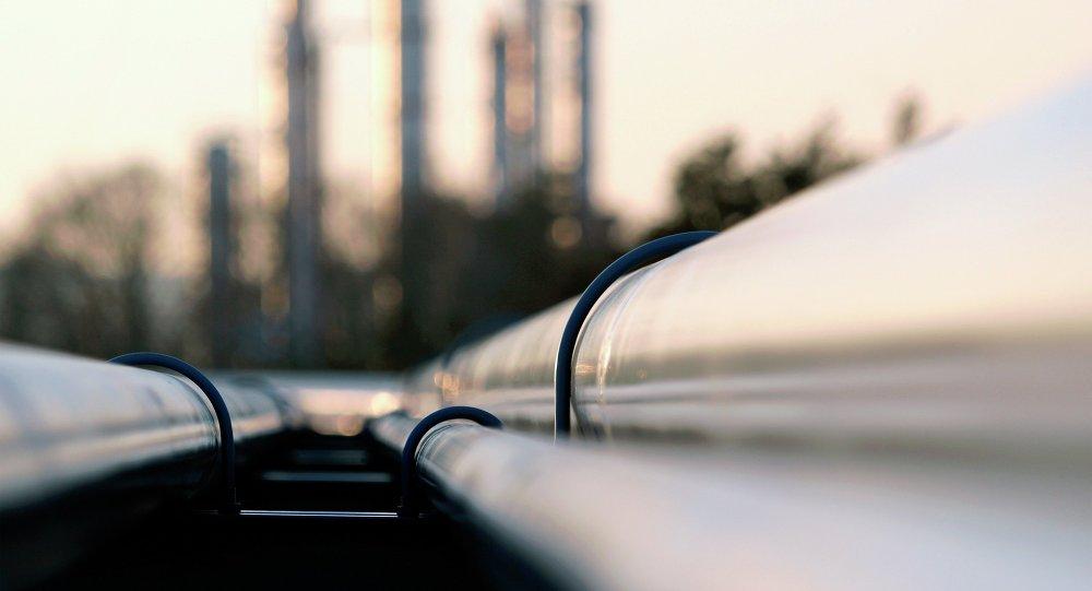 Plynovod. Ilustrační foto