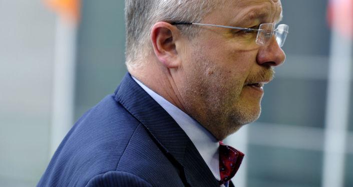 Litevský ministr obrany Juozas Olekas