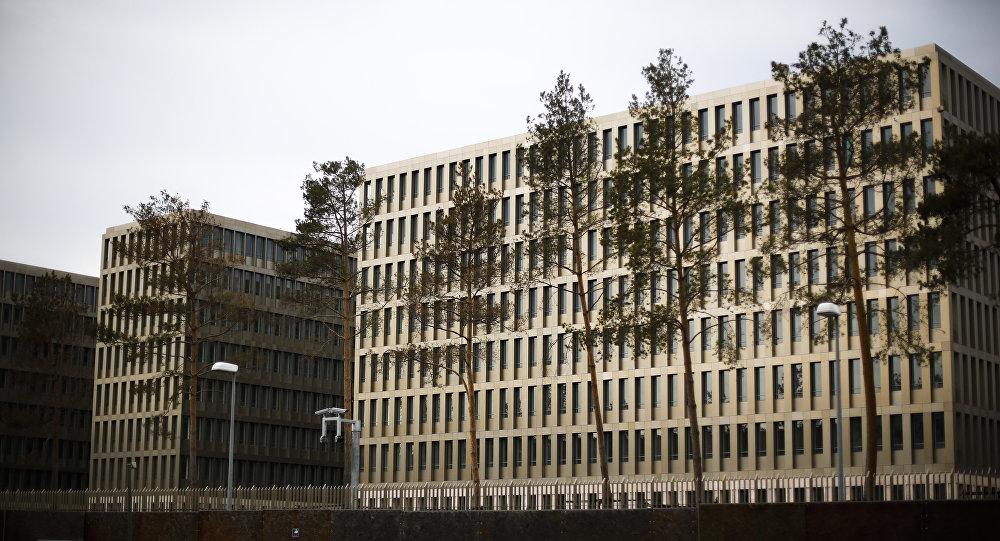 Budova BND