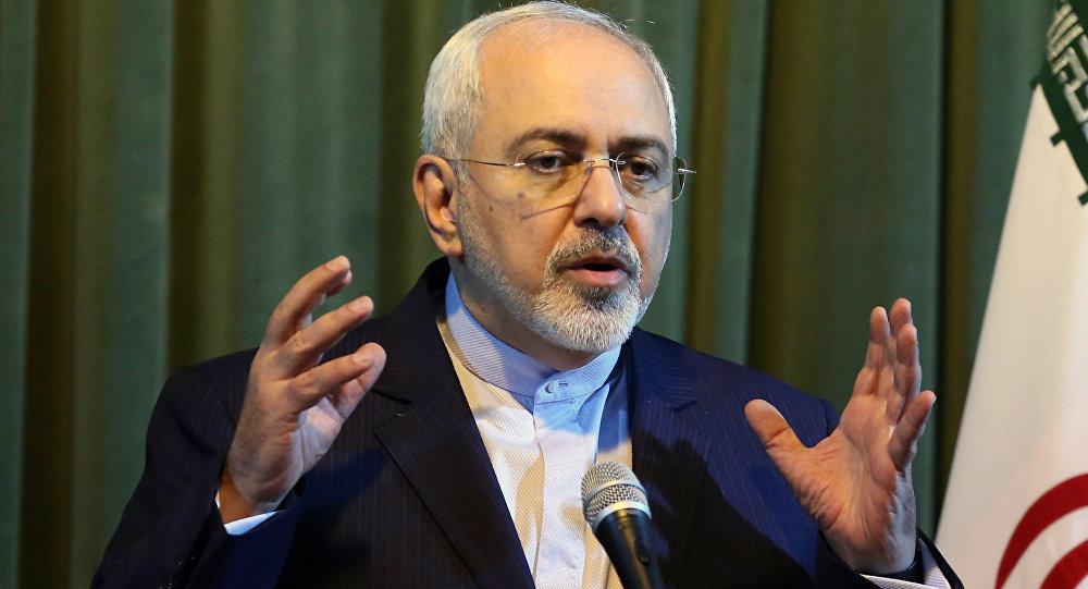 Íránský ministr zahraničí Javad Zarif
