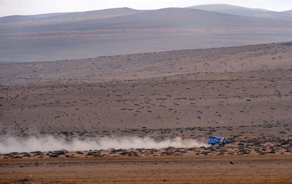 Nákladní auta KAMAZ