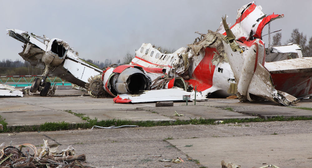 Katastrofa polského vládního letadla