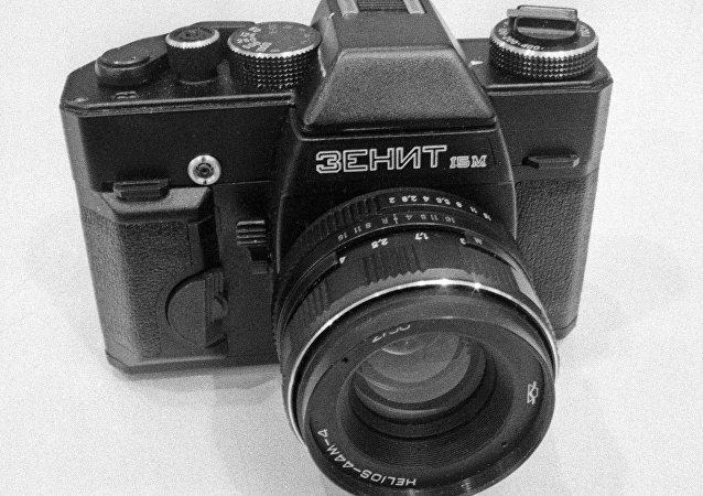 Fotoaparát Zenit