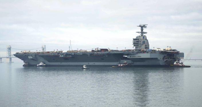 Letadlová loď Gerald Ford