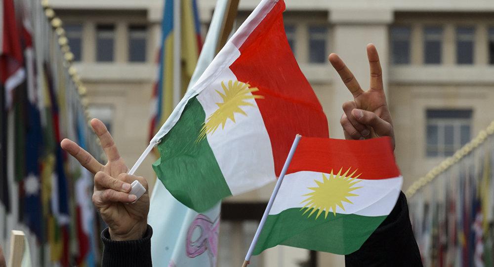Vlajky Kurdistánu