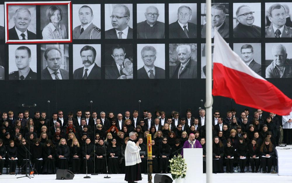 Katastrofa u Smolenska. Kronika událostí dubna roku 2010