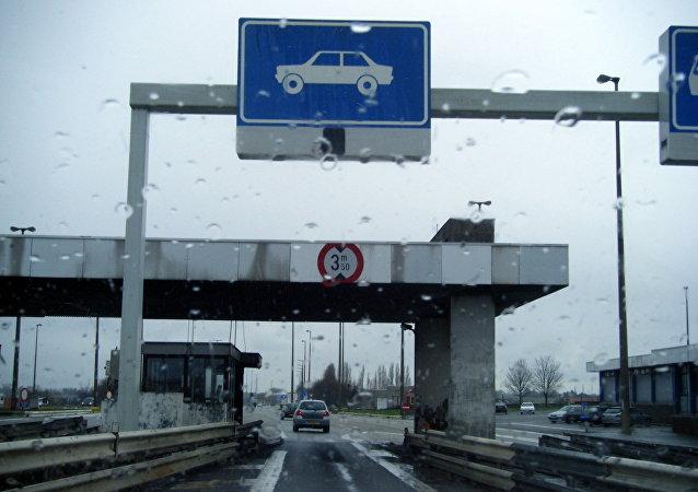 Hranice Francie a Belgie