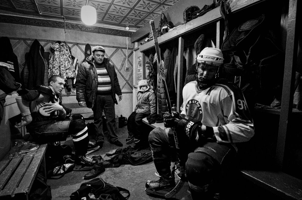 Fotograf Rossia segodnia obsadil první místo v World Press Foto