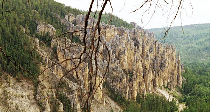 Přírodní rezervace Stolby