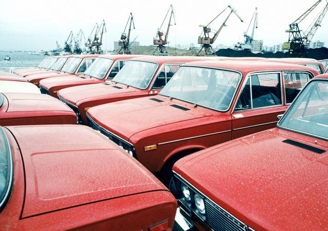Vládci silnic Sovětského svazu