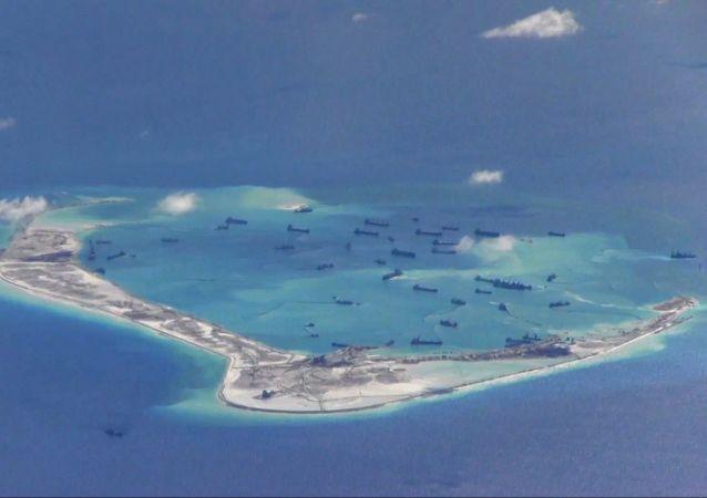 Jihočínské moře. Ilustrační foto