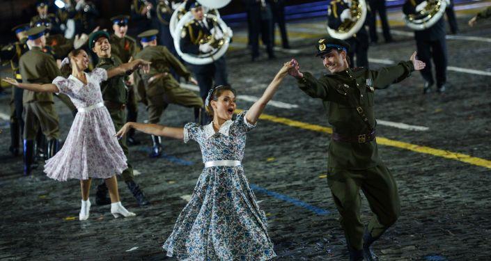 Soubor písní a tanců Ruské armády A.V. Alexandrova