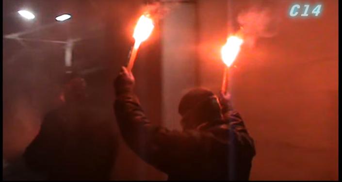 Útok na velvyslanectví RF v Kyjevě