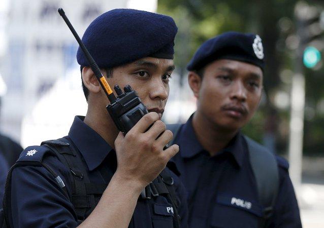 Malajsijská policie