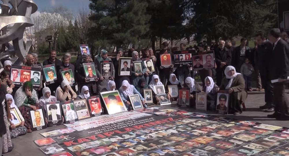 Turecko: Diyarbakir – město mrtvých a nezvěstných