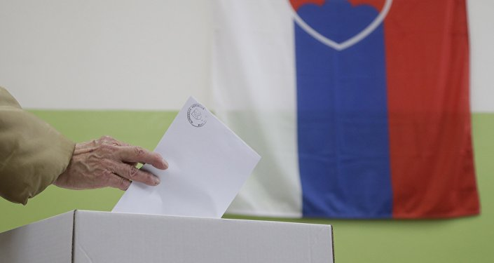 Volby na Slovensku 2016