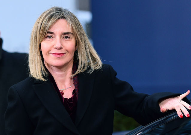 Federica Mogheriniová