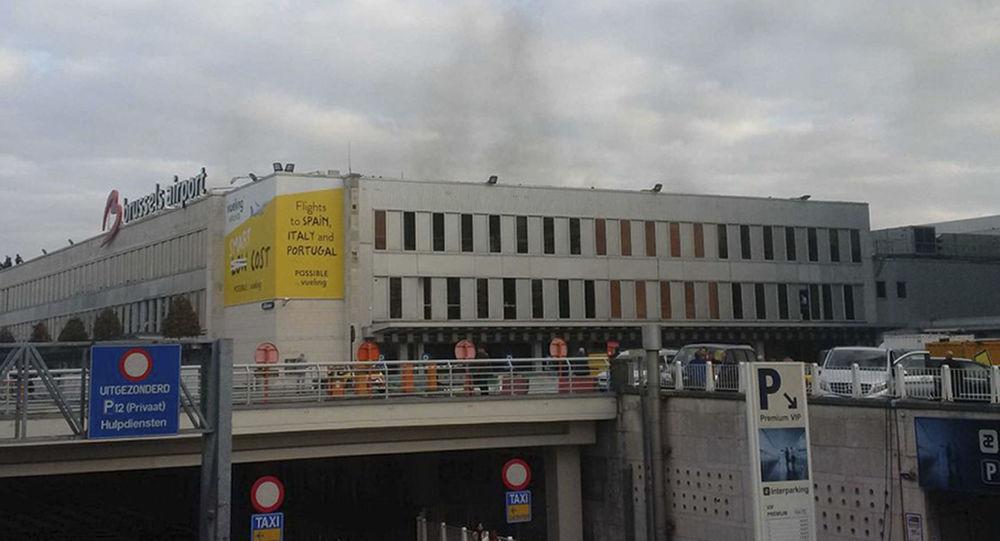 Bruselské letiště
