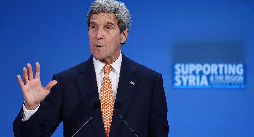 John Kerry. Ilustrační foto