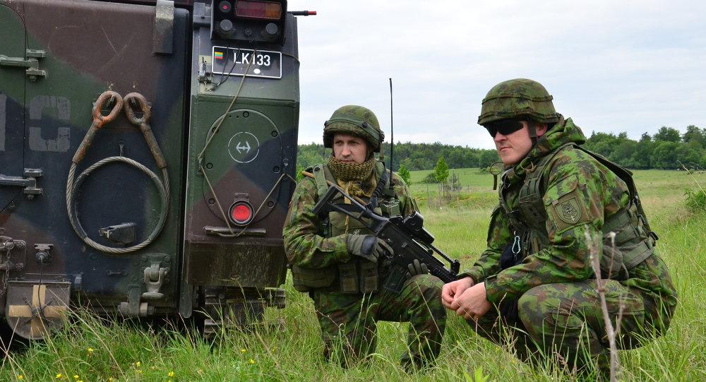 Litevští vojáci