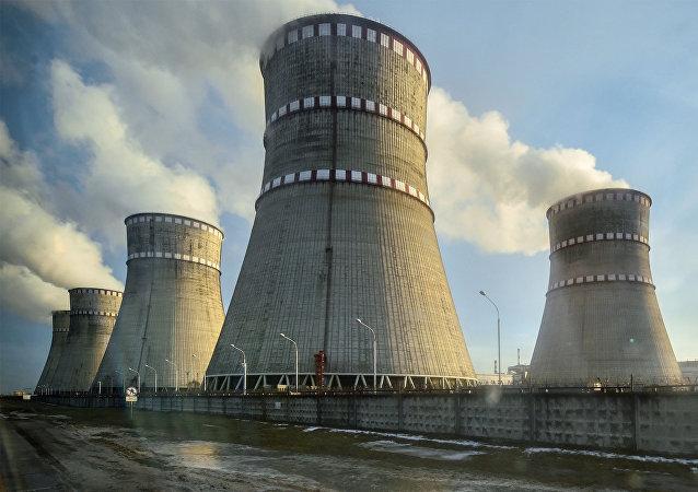 Jaderná elektrárna v Kuzněcovsku