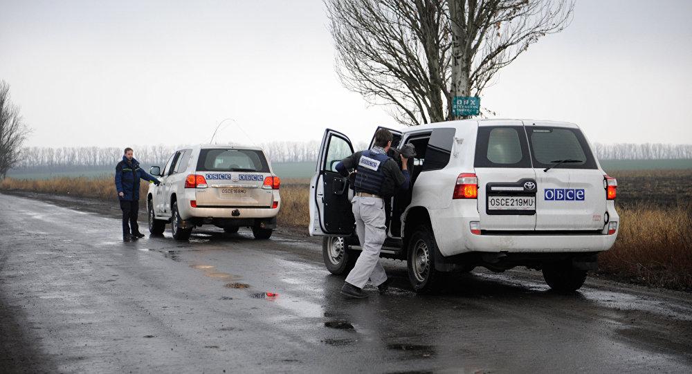 Pozorovací mise OBSE v Donbasu