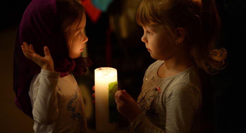 Katolické oslavy Velikonoc