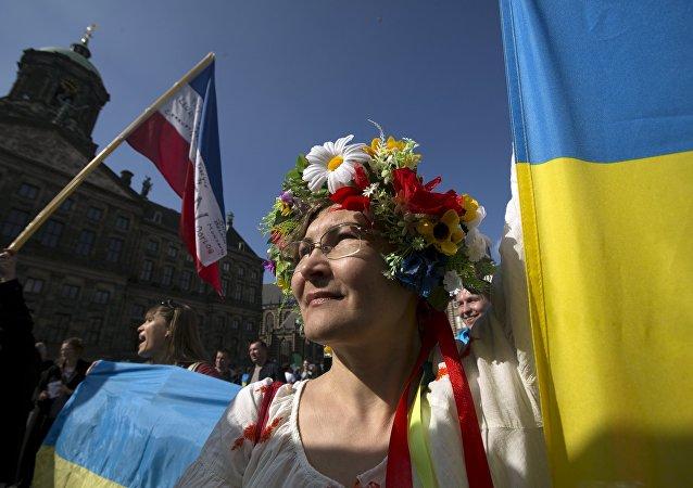 Referendum o Ukrajině v Nizozemí