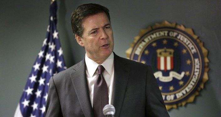 Ředitel FBI James Comey