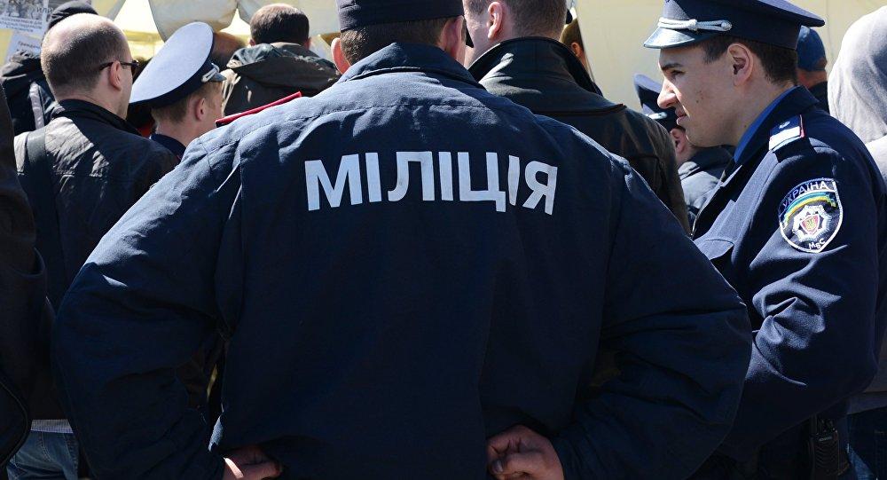 Ukrajinská milicie