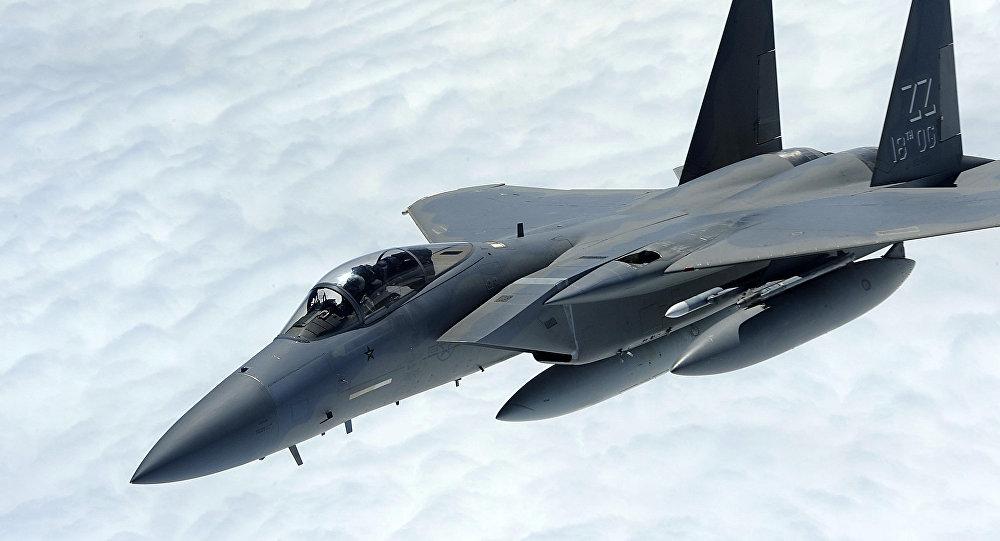 F-15. Ilustrační foto