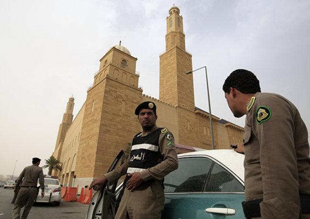 Policie Saúdské Arábii